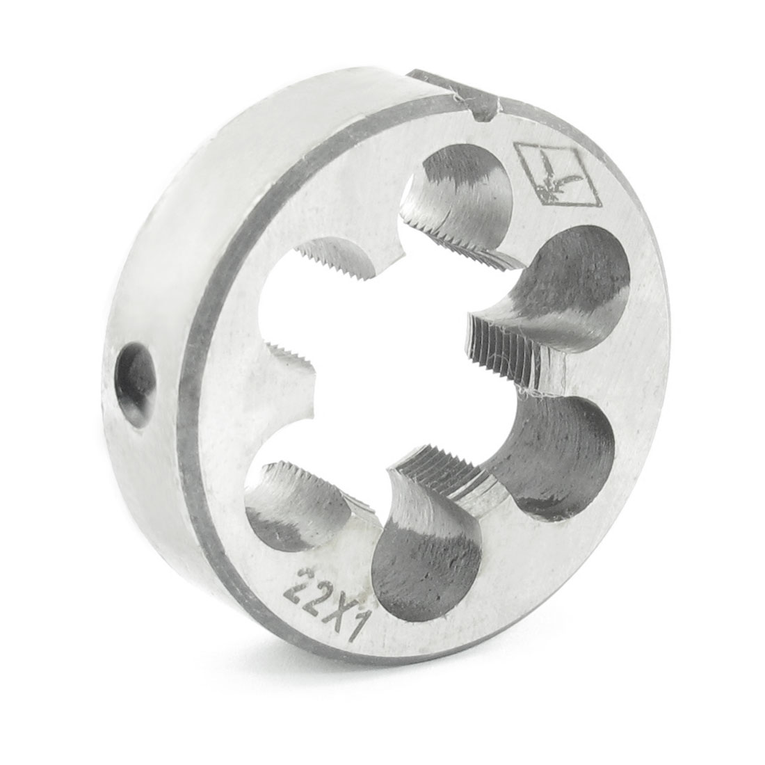 HSS M22 x 1 Thread Metric Round Shape Die 14mm Thickness