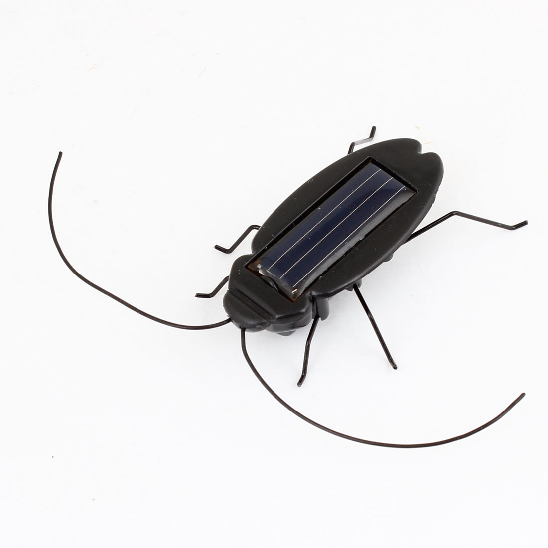 Office School Solar Energy Powered Cockroach Design Gadget Toy for Children