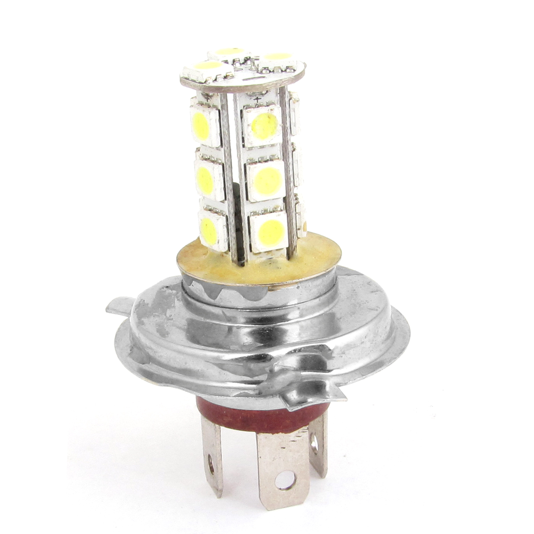 H4 18 5050 SMD LED White Fog Light Bulb Replacement for Car Auto