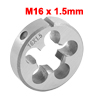 10mm Thickness 38mm Outside Dia M16 x 1.5mm Metric Screw Thread Round Die Tool