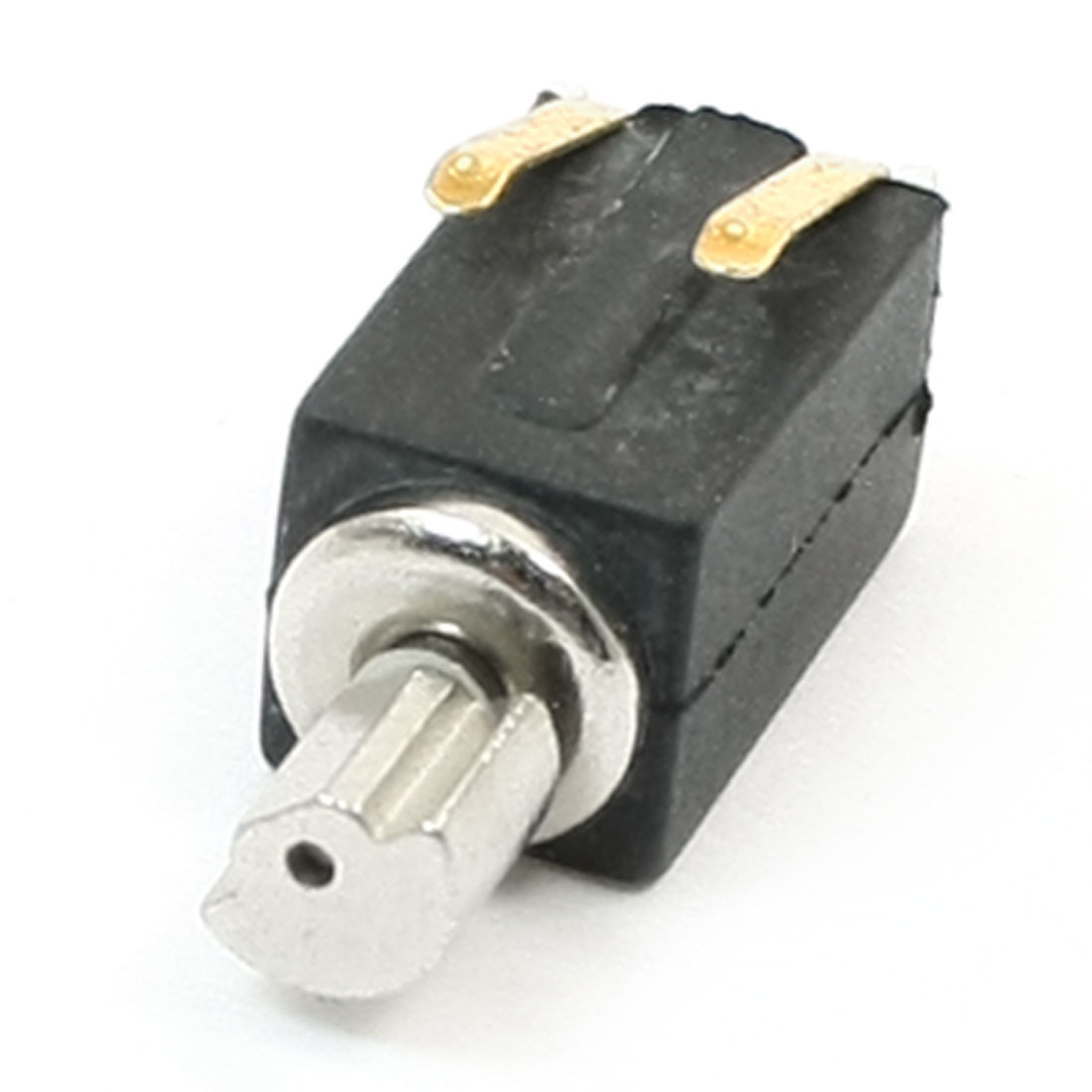 7mmx12mm Vibration Motor w Spring Contacts 3V DC 10000rpm Rated Speed