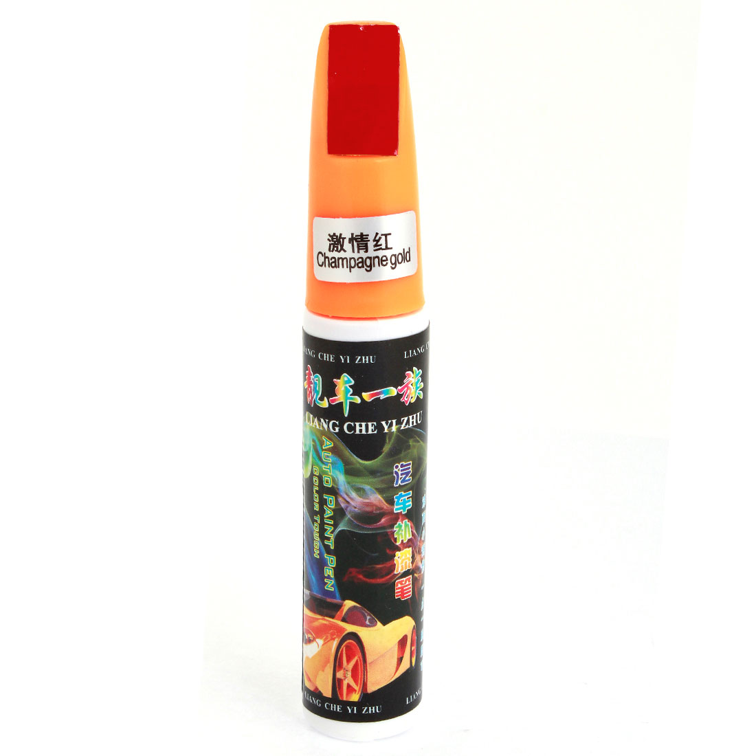 Red Auto Car Touch up Paint Scratch Repair Pen 12ML
