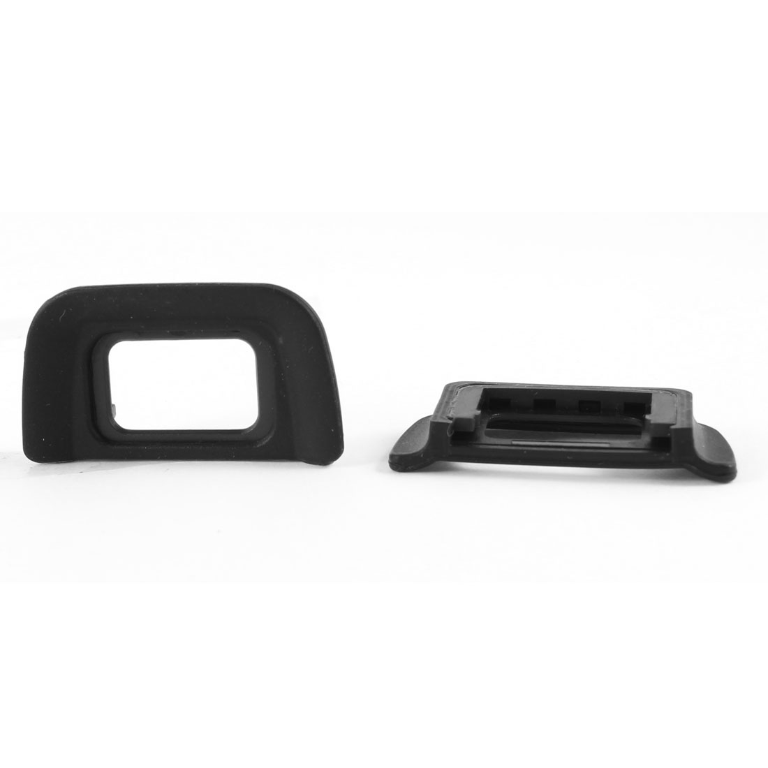 2 Pcs DK-20 Rubber Eyepiece Eyecup Eg for DSLR Camera