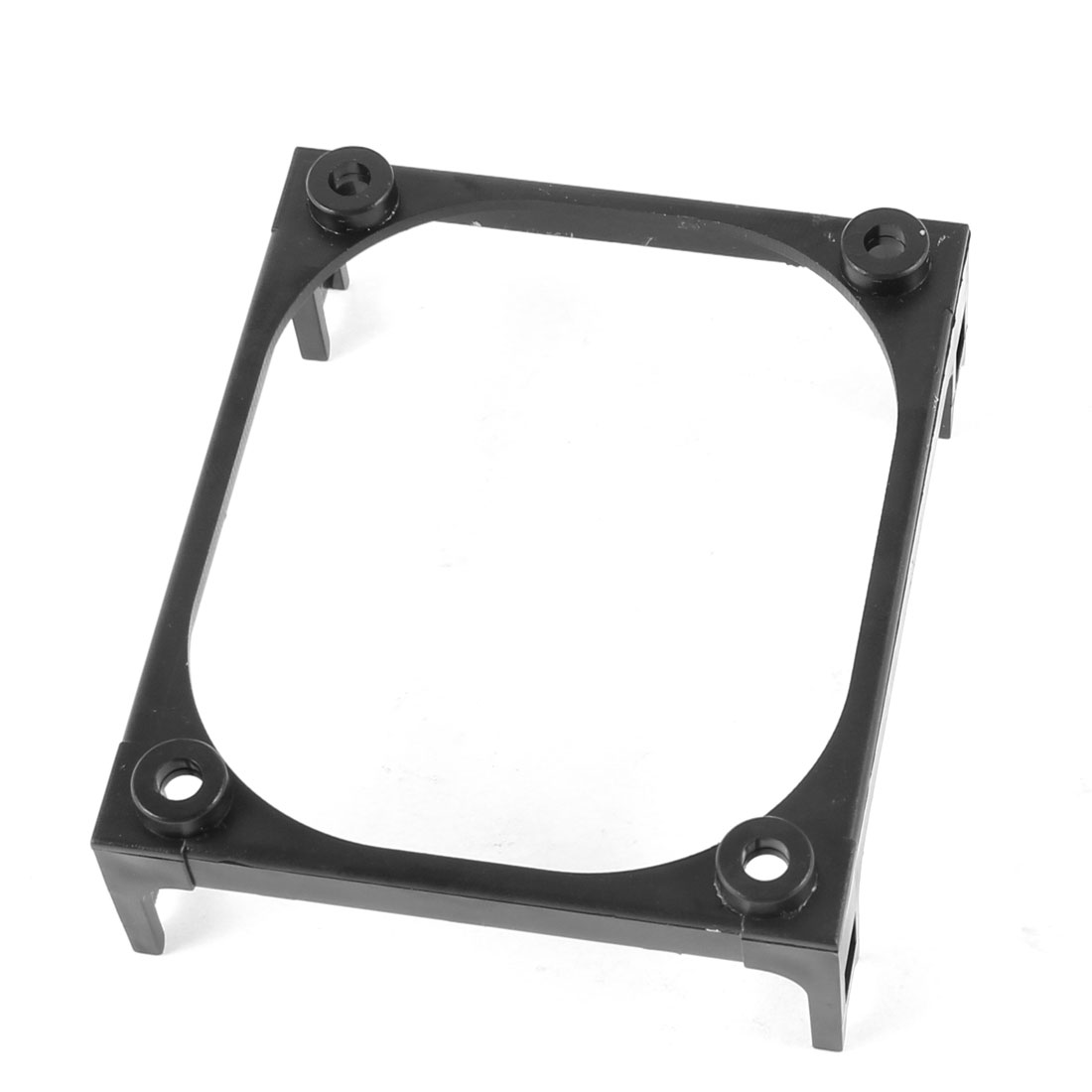 Computer CPU Heatsink Fan Mounting Retention Bracket Black for Socket 478
