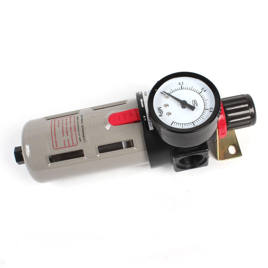 BFR 4000 Pressure Air Source Adjustable Treatment Pneumatic Filter