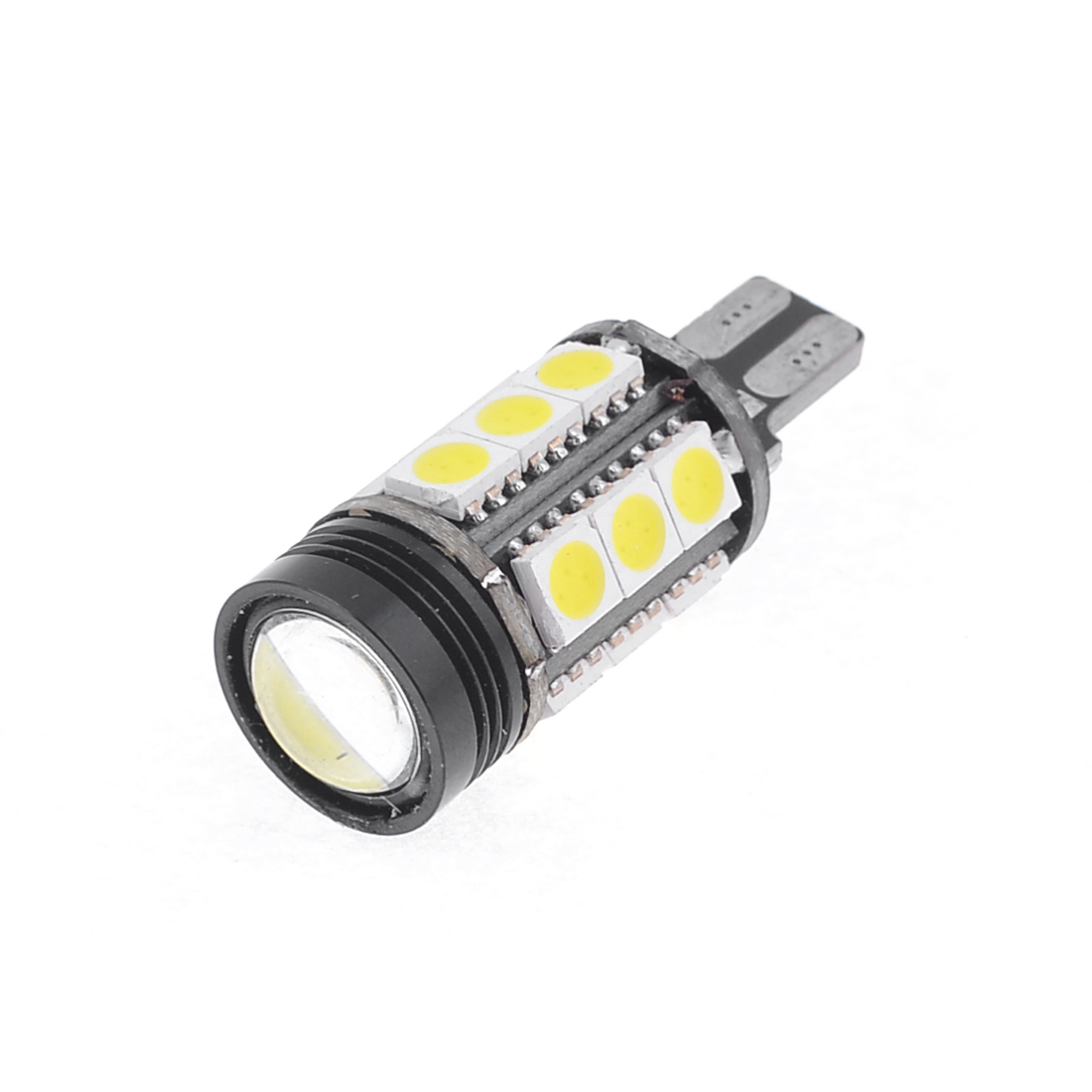 Car T15 T10 W16W 194 W5W 8W 16 White SMD 5050 LED Panel Light Lamp Bulb internal