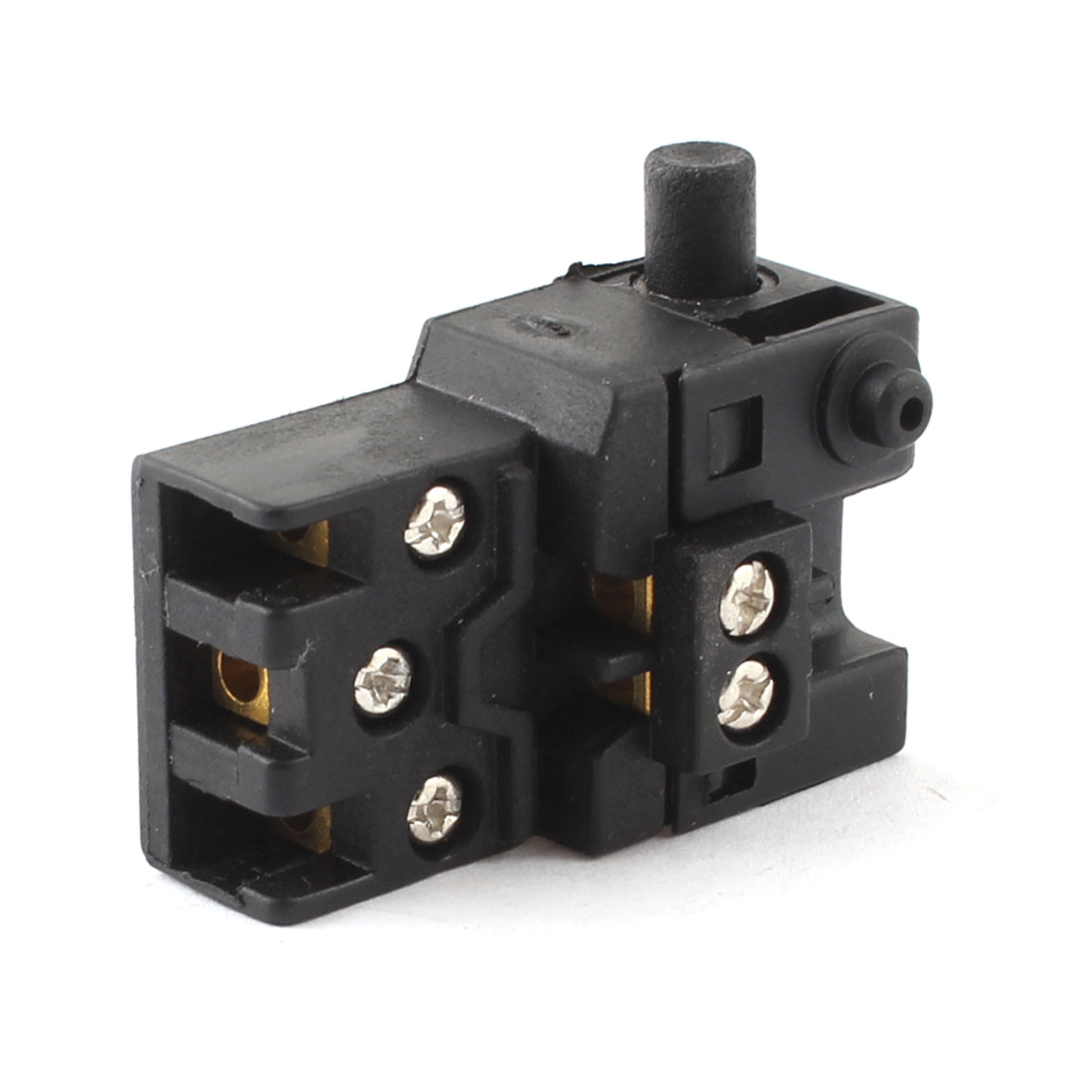 Momentary Type SPDT 5 Terminal Electric Tool Switch for Cutting Machine