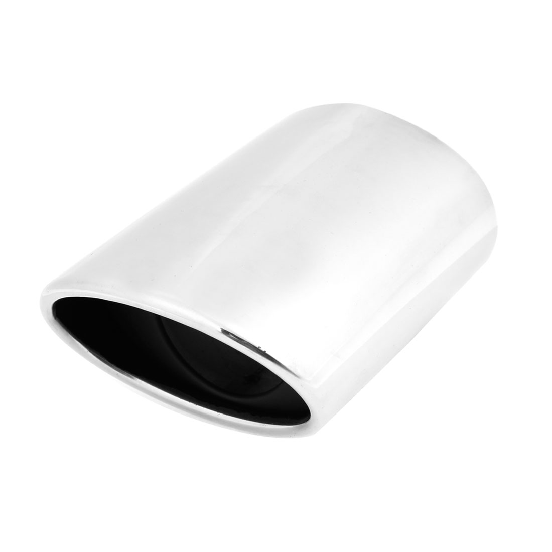 Oval Shaped Stainless Car Exhaust Pipe Silencer Muffler Tip for Honda