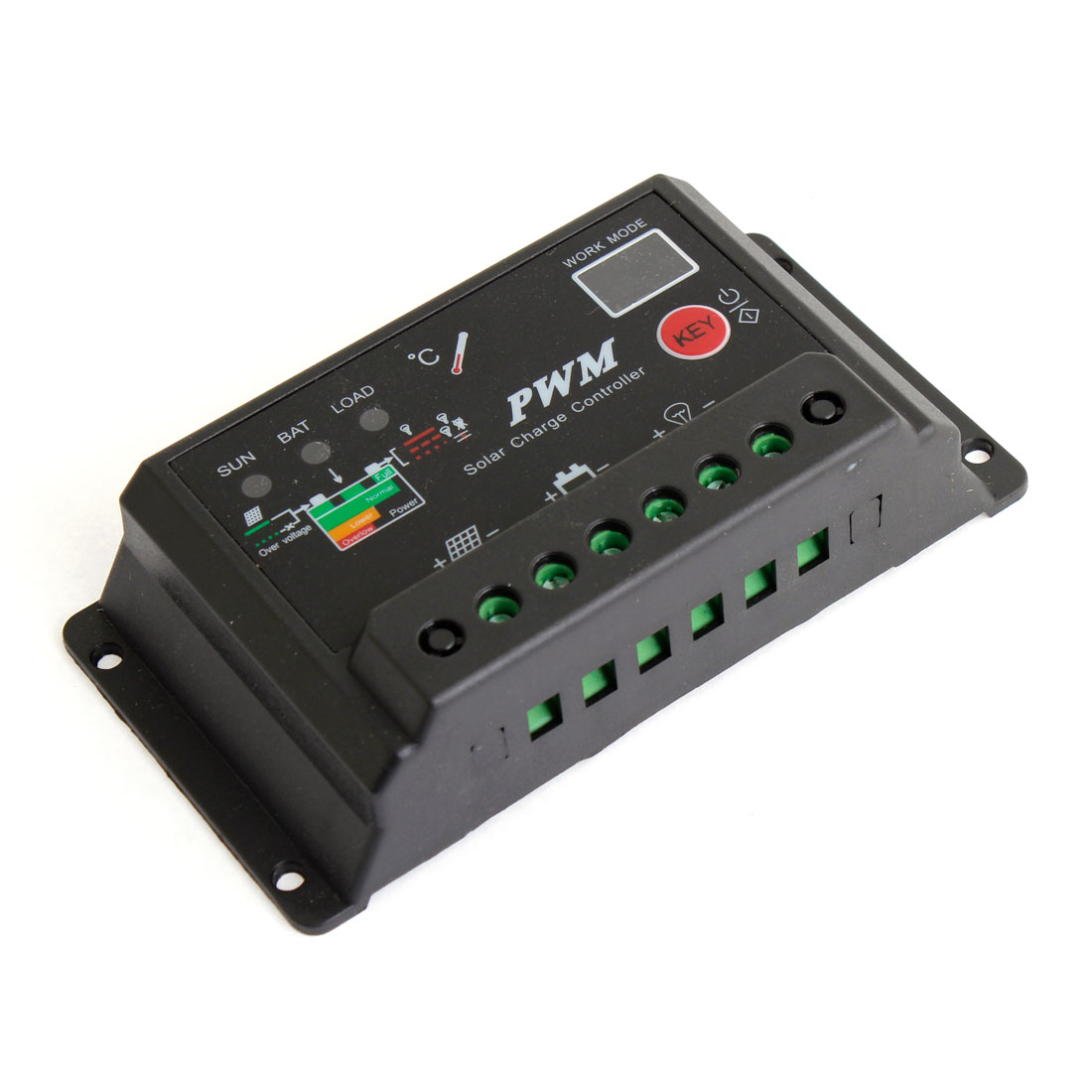 20A 12V/24V Auto Switch Solar Charge Controller Regulator for PV system