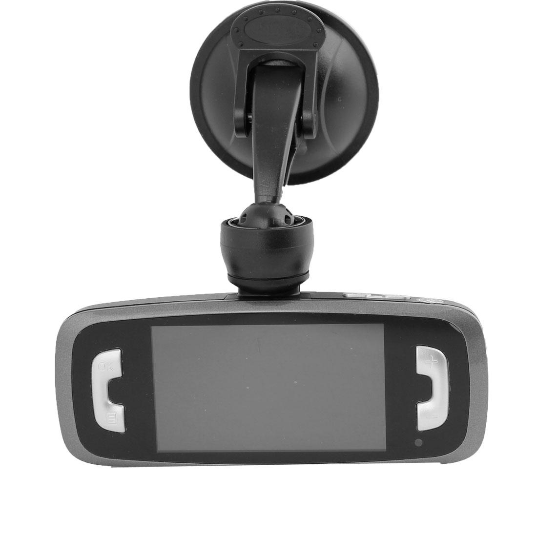 720P LCD Car Dash Vehicle IR Night Vision DVR Cam Camera Video Recorder