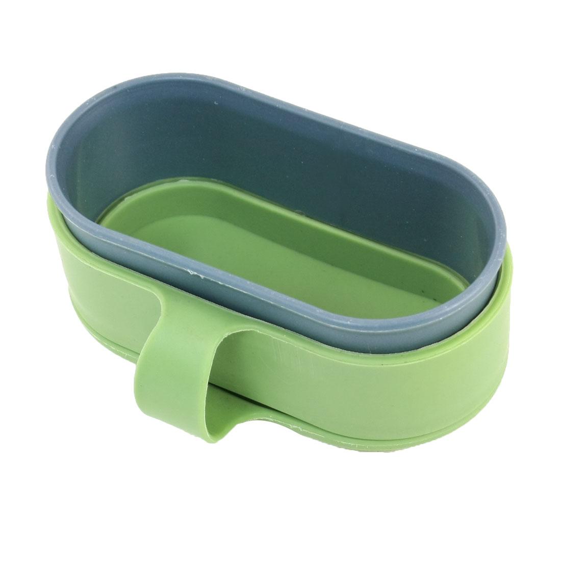 Olive Green Plastic Food Meat Snack Storage Seal Bag Magic Cap Brand