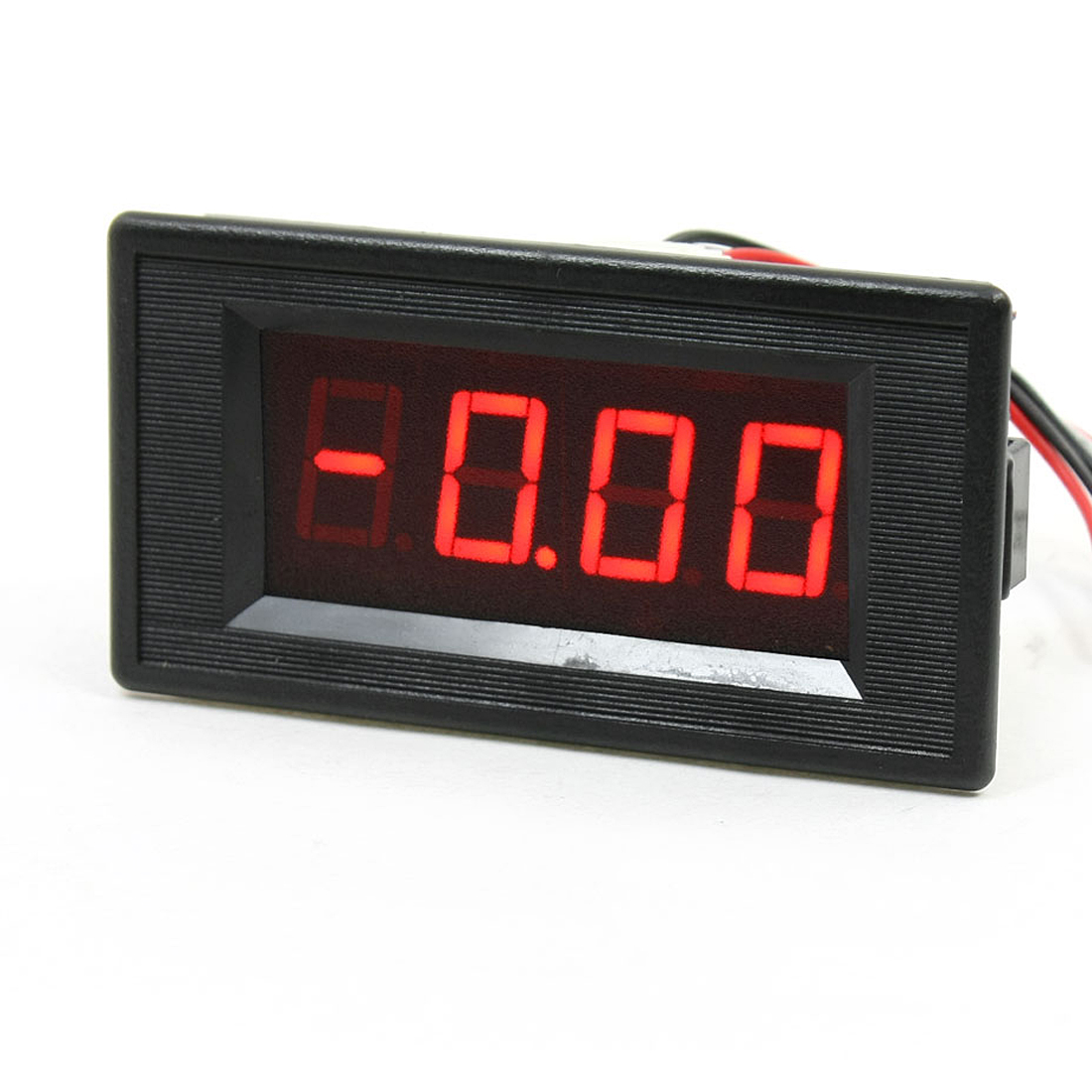 Red LED Display 4 Digit DC0-20V Digital Panel Meter Voltmeter