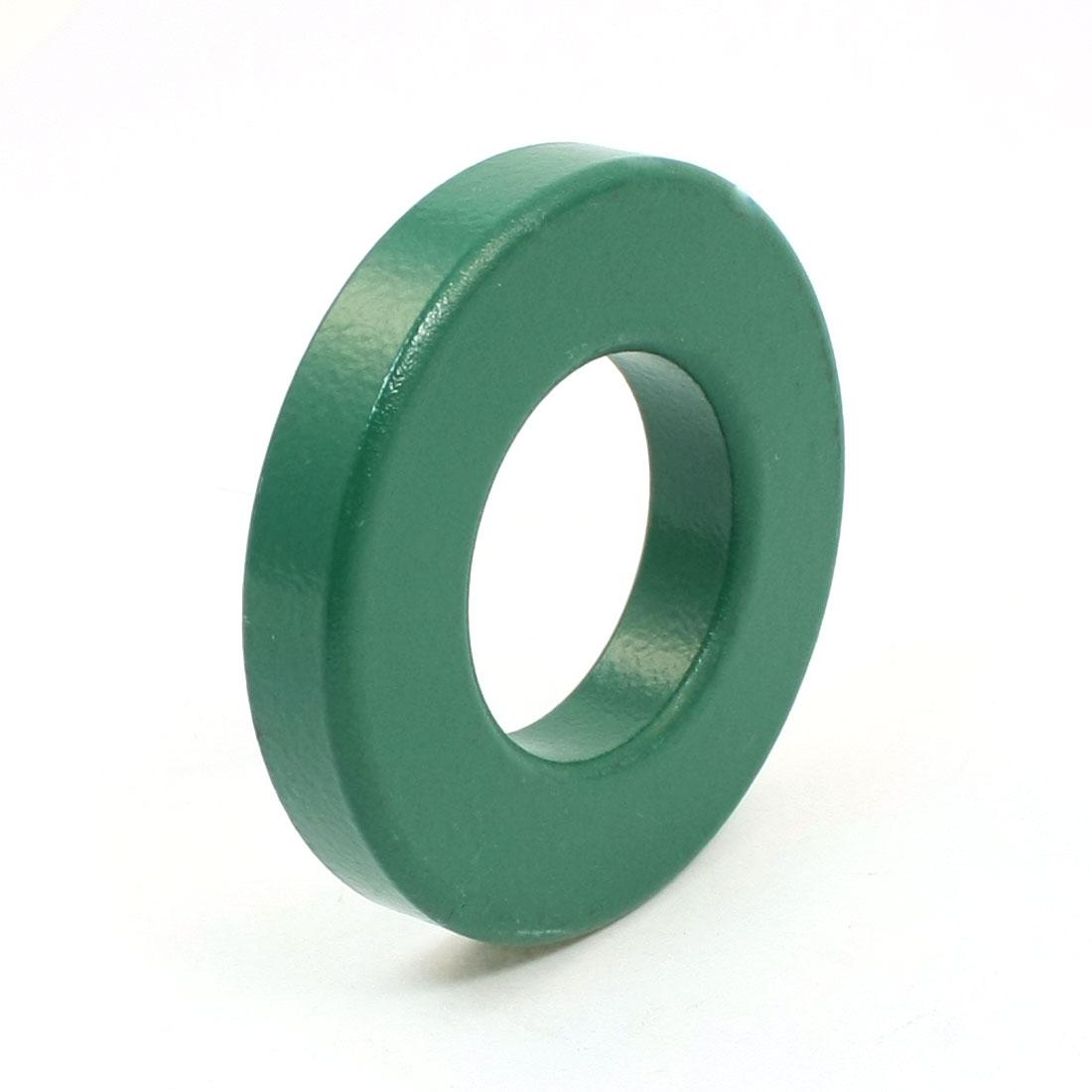74 x 38 x 13mm Green Magnetism Ferrite Ring Core Tube Toroids
