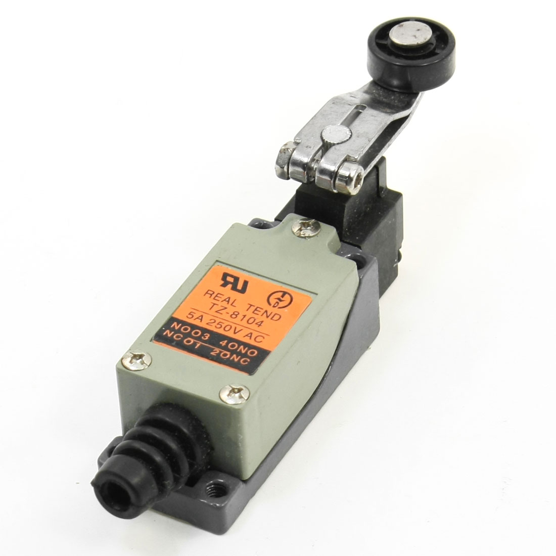 TZ-8104 Actuator Action Rotary Lever Arm Limit Switch AC 5A 250V