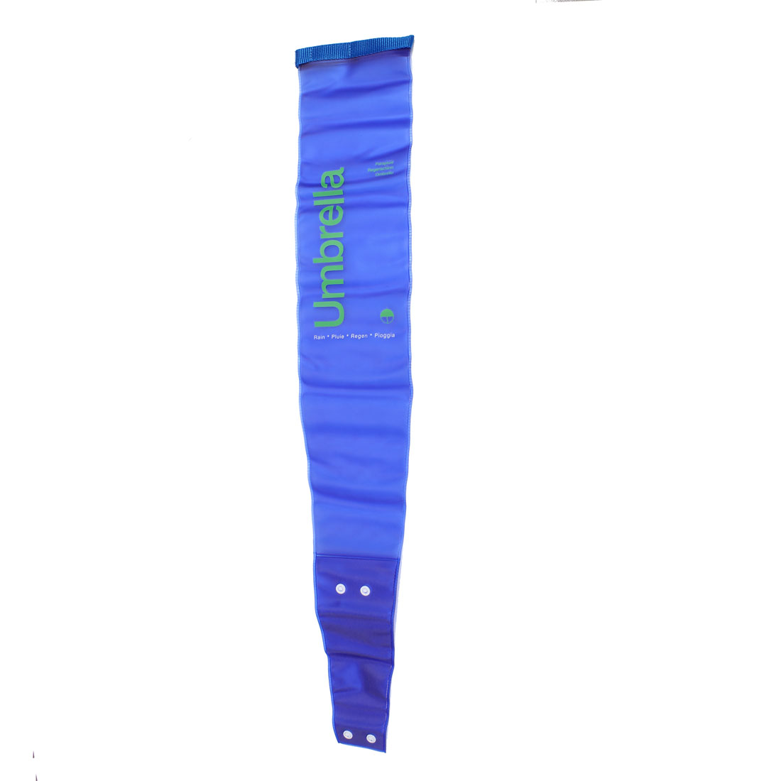 Auto Car Blue Water Resistant Letter Print Release Buckle Umbrella Bag Holder