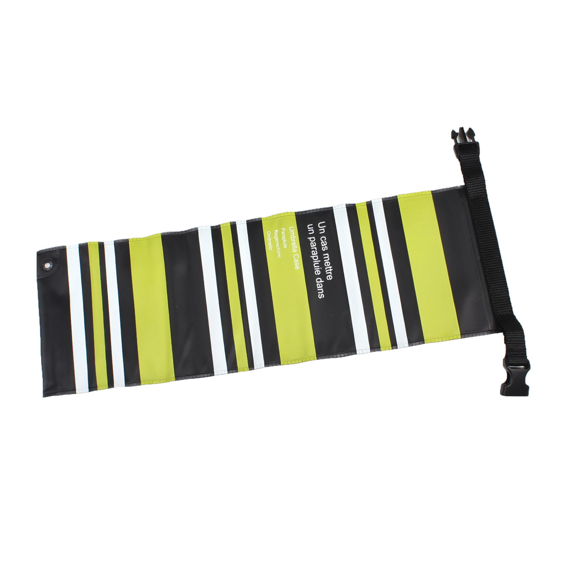 Yellowgreen Water Resistant Auto Car Foldable Umbrella Holder Bag Case