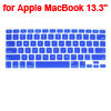Sky Blue Notebook Keyboard Skin Film Cover Shield for Apple MacBook 13.3""