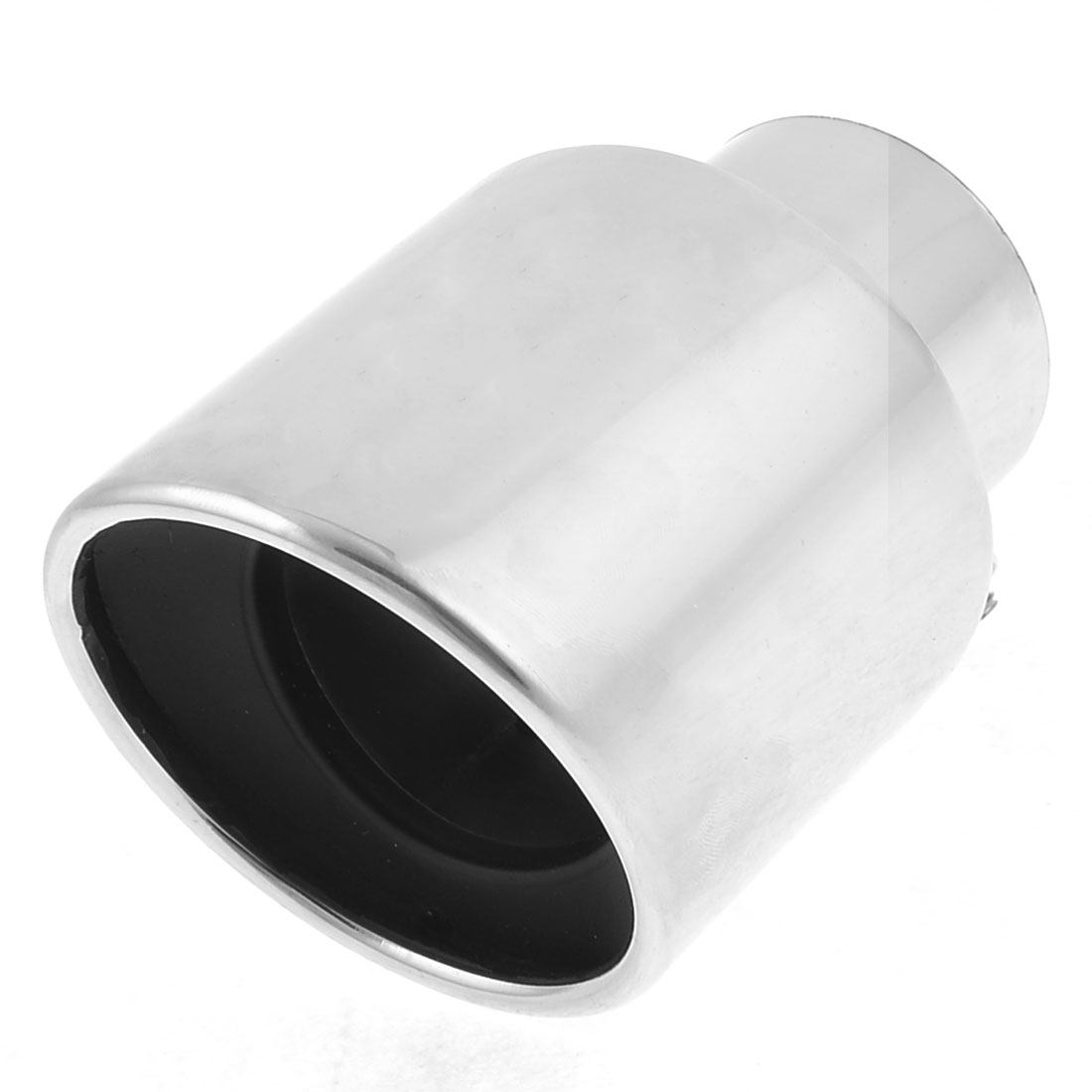 "Round 2.3"" Inlet Dia Stainless Steel Exhaust Muffler Tip for Changan Mazda 3"