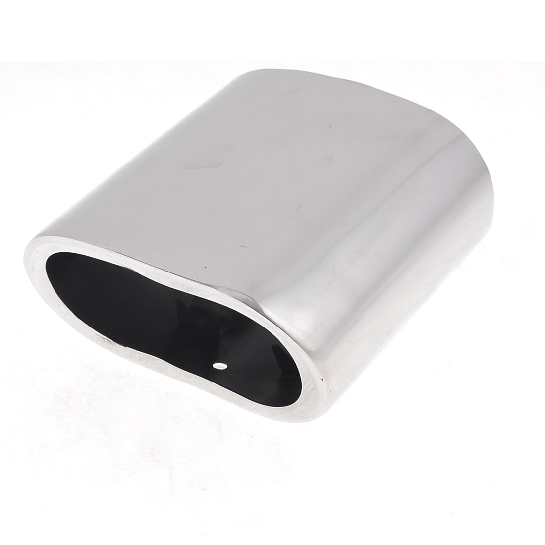 Elliptical Shape Stainless Steel Exhaust Pipe Muffler Tip Piping for BMW 318