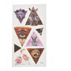 Different Eyes Pattern Decor Temporary Tattoos Body Stickers