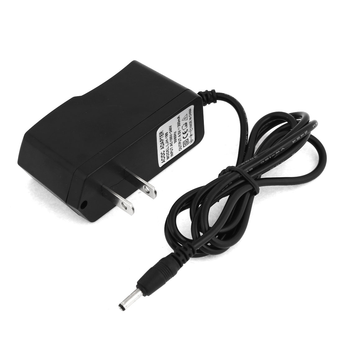 US Plug 100V-240V AC 4.5V 300mA DC Power Adapter for CCTV Security Camera