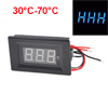 Refrigerators -30 to 70 Celsius LED Display Digital Thermometer