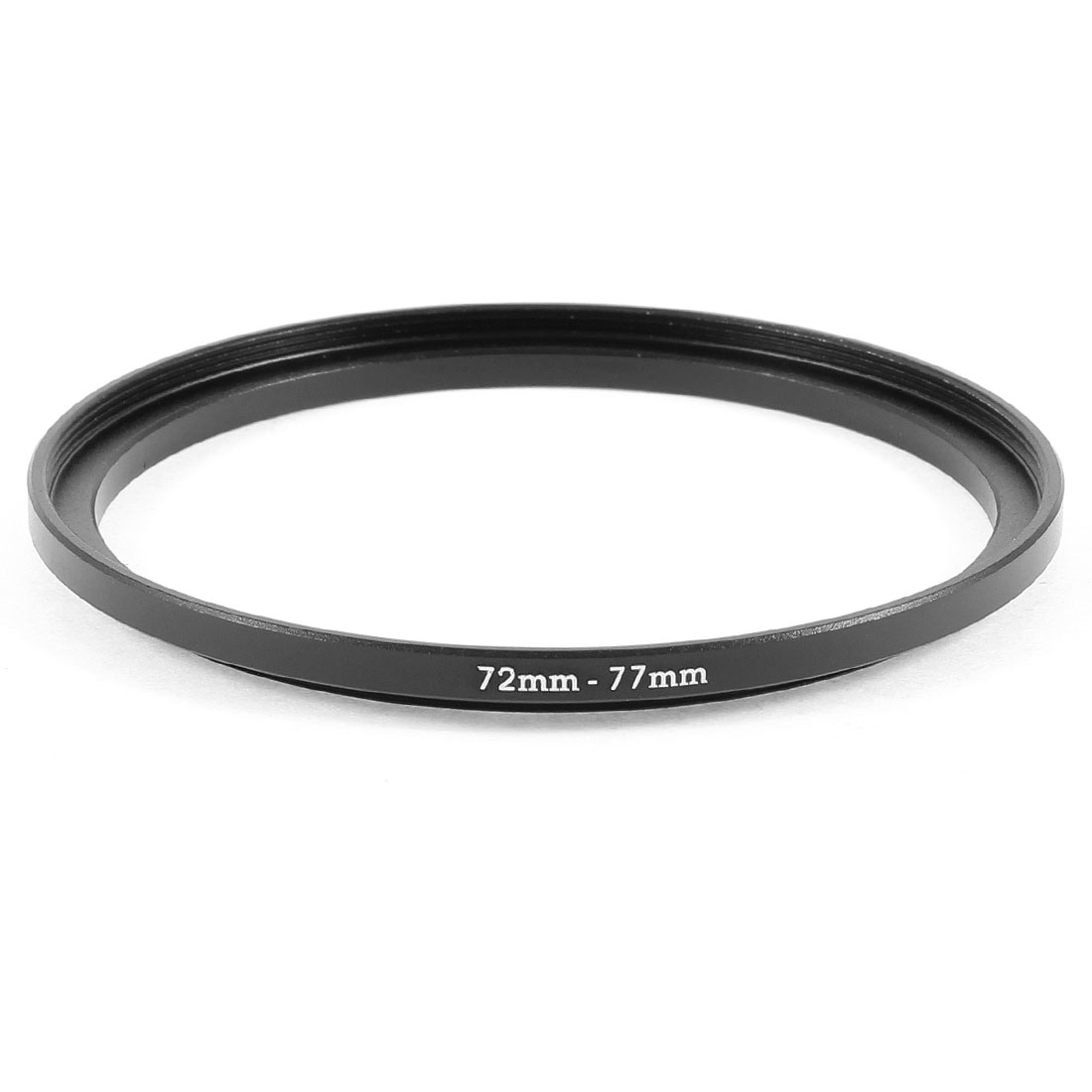 Aluminum Step Up Lens Filter Ring Stepping Adapter 72mm-77mm