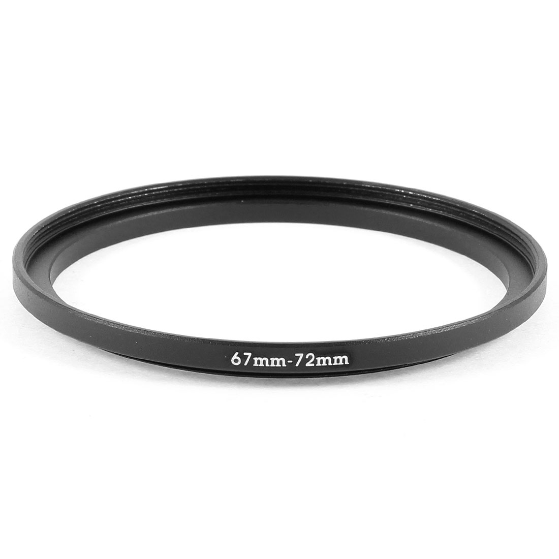 Aluminum Step Up Lens Filter Ring Stepping Adapter 67mm-72mm