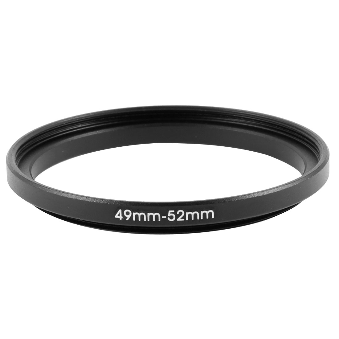 Aluminum Step Up Lens Filter Ring Stepping Adapter 49mm-52mm