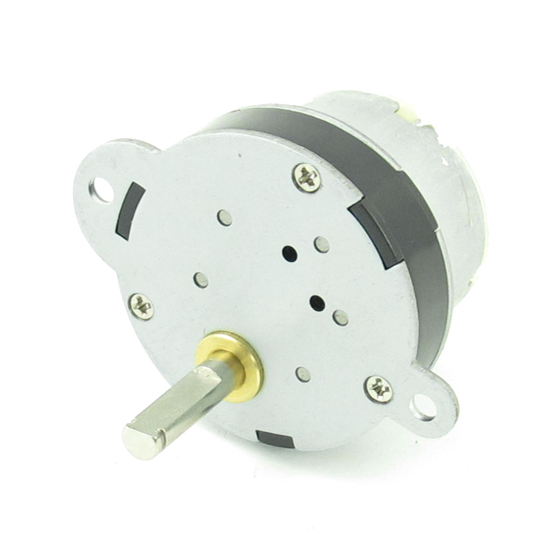 40mm Diameter Gearbox 3RPM 12V 0.06A DC Geared Motor
