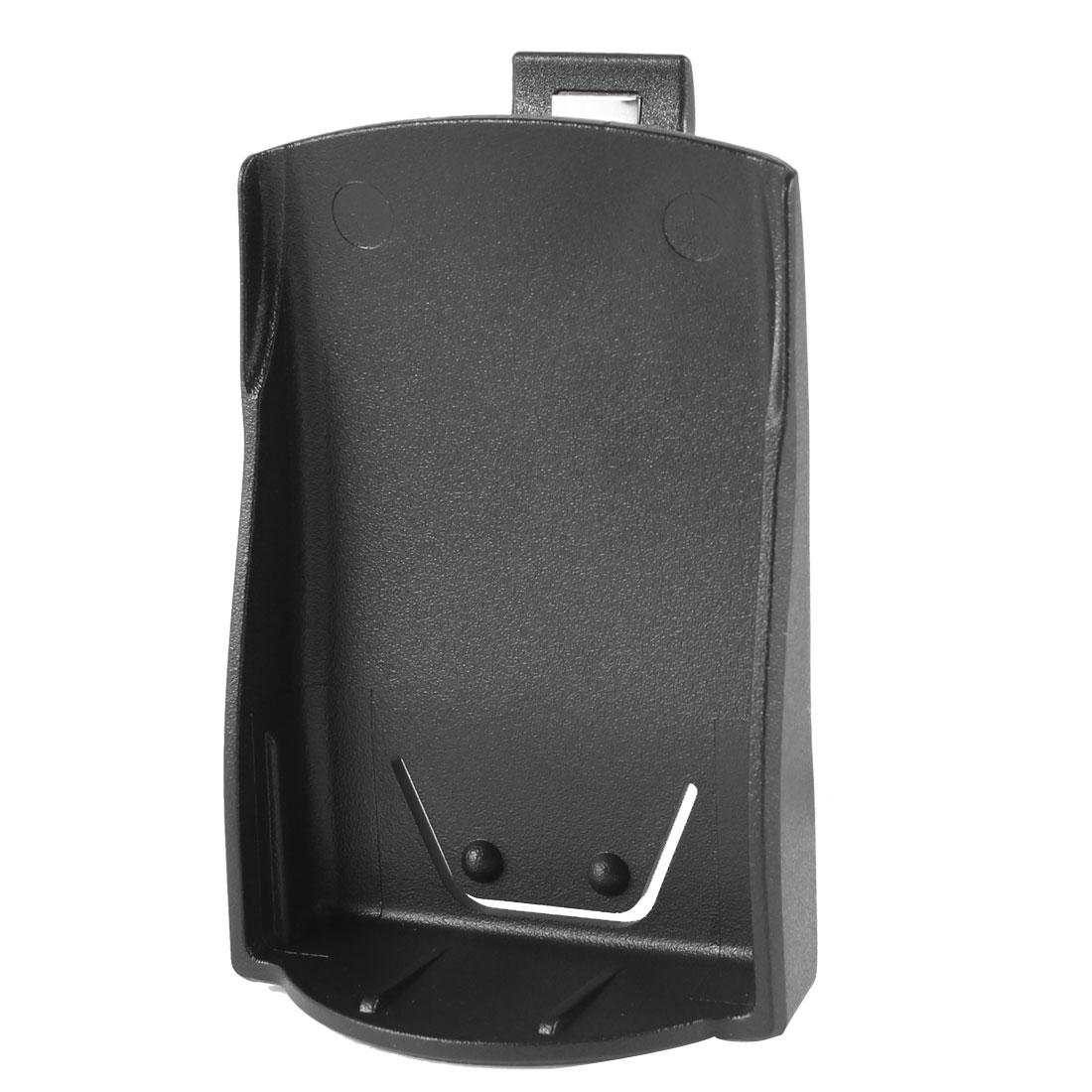 Black Replacment Replacing Walkie Talkie Clip for Motorola GP338