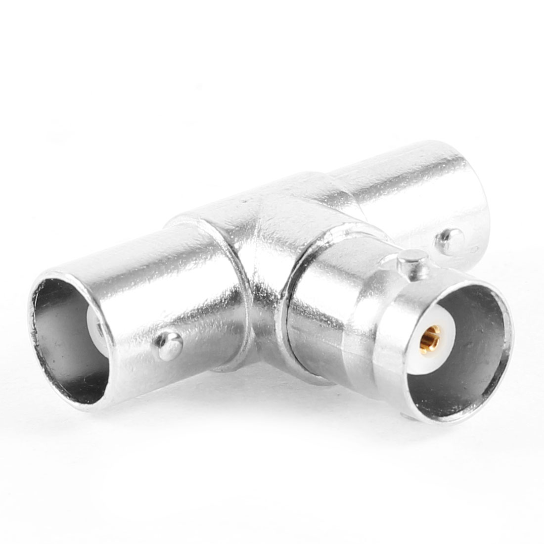 BNC 3 Way Female T Type Adapter RF Coaxial Connectors