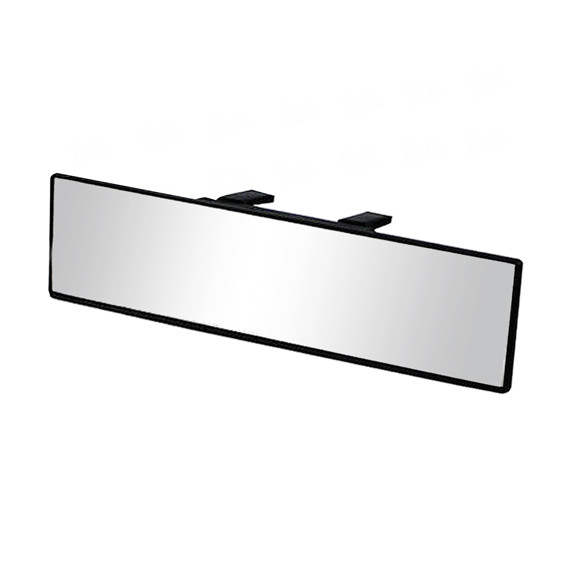 JDM 300mm Wide Flat Interior Clip On Rear View Mirror Universal for Car Truck