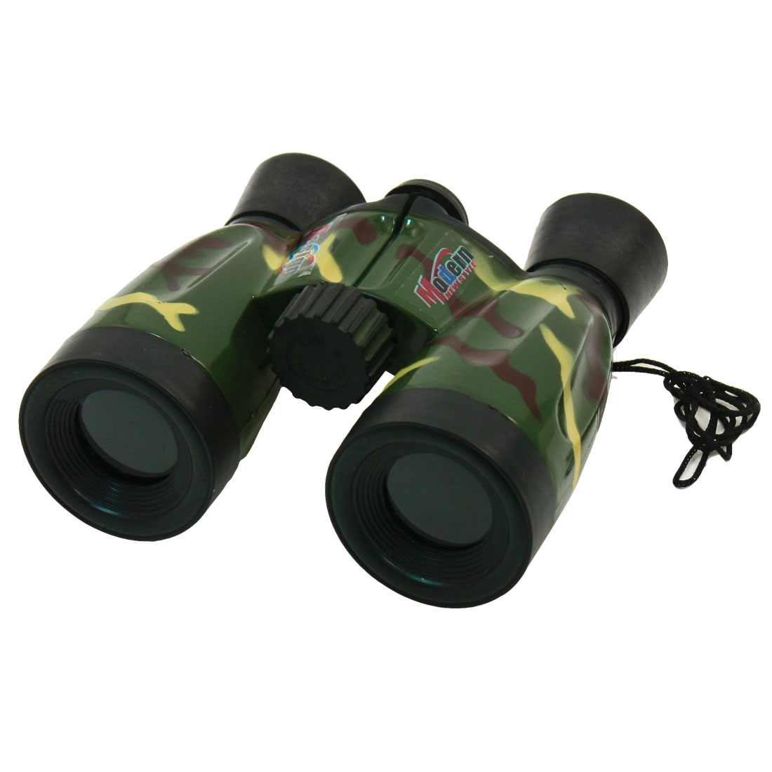 Camouflage Pattern 6X Magnifying 30mm Binoculars Telescope Army Green