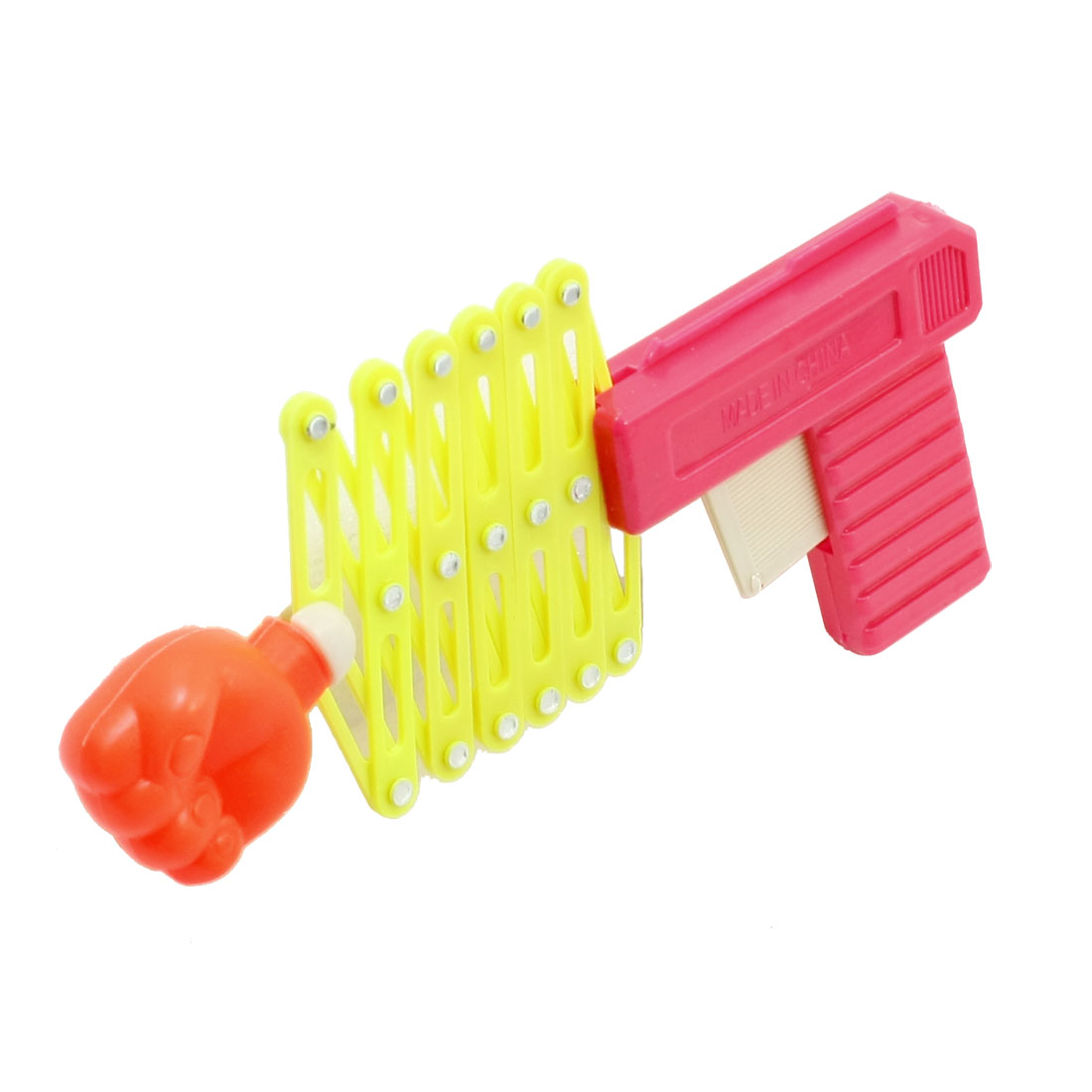 Kids Creative Novelty Game Spring Stretch Telescopic Fist Toy