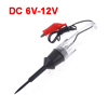 DC 6V-12V Motorcycle Car Electrical Circuit Voltage Tester Pen Electroprobe