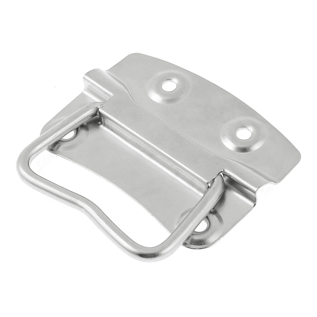 Stainless Steel Flush Mounted Type Puller Chest Handle for Wooden Box
