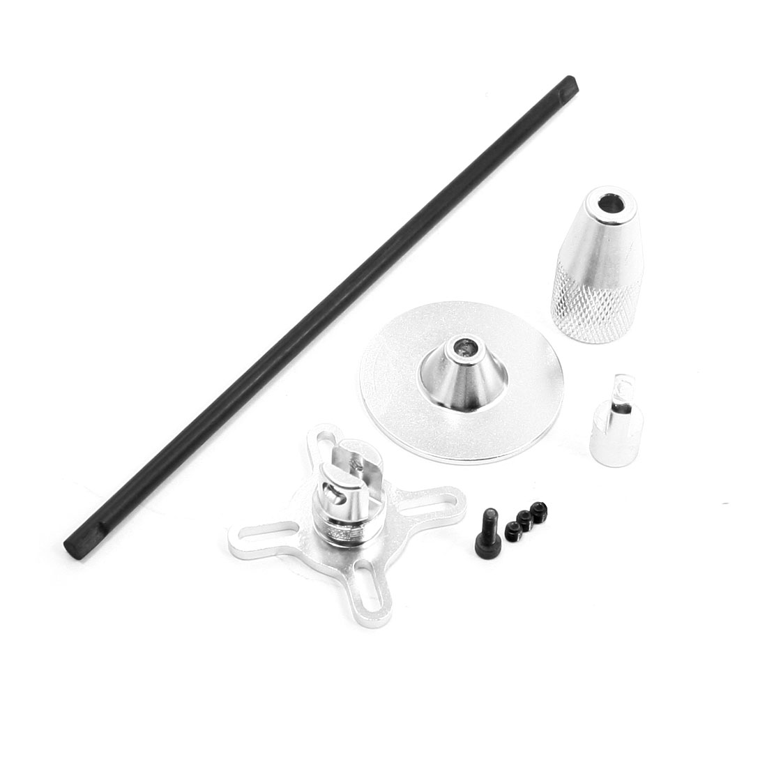 GPS Folding Antenna Mount Holder Set Kit for RC Quadcopter Multicopter