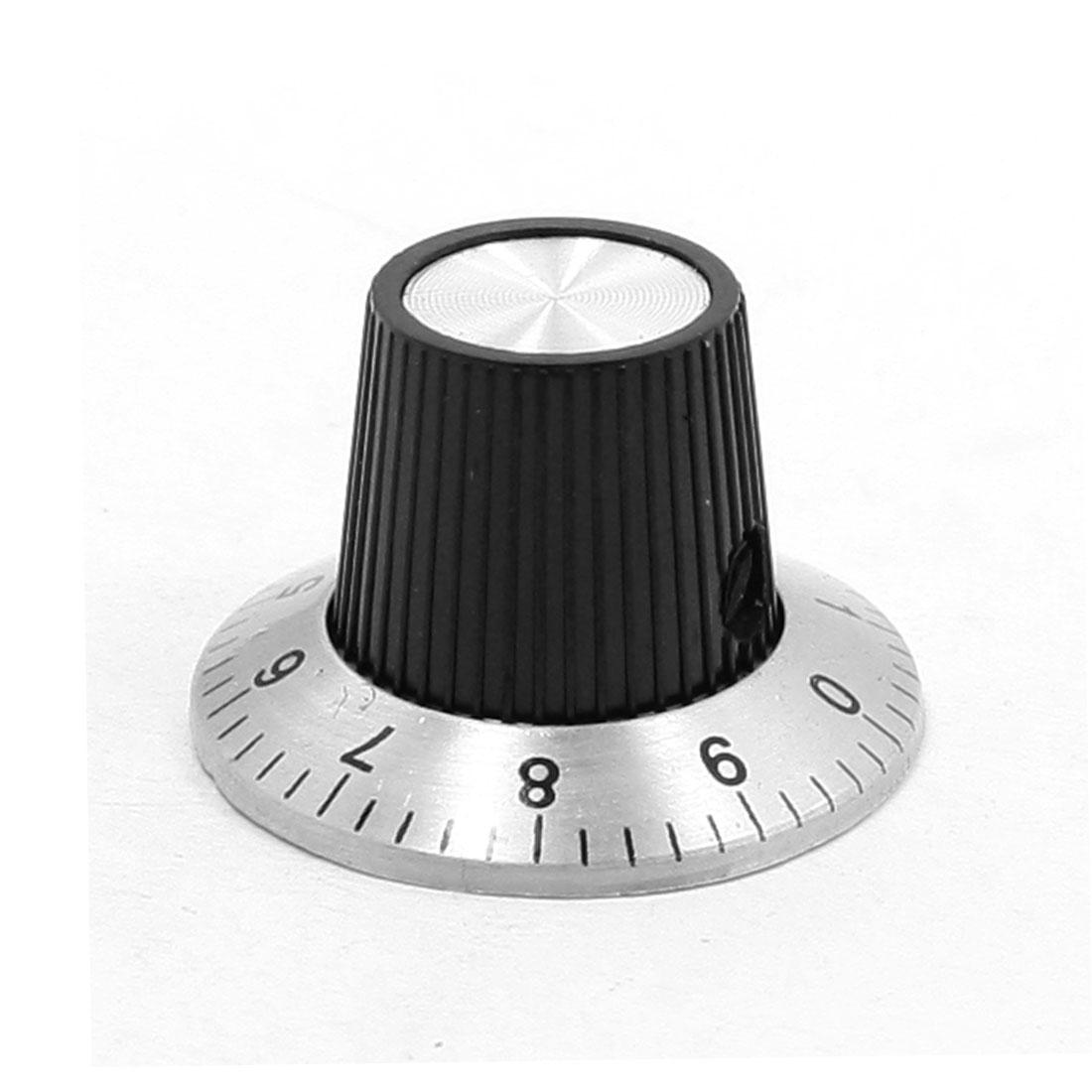 29mm x 18mm Potentiometer Control Volume Rotary Digital Knob Cap