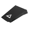 Black Metal Front Rear Snow Water Mud Flap Guard Mudflap for Motorcycle