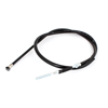 125cm Length Black Motorcycle Slow Down Brake Cable for Honda CG125