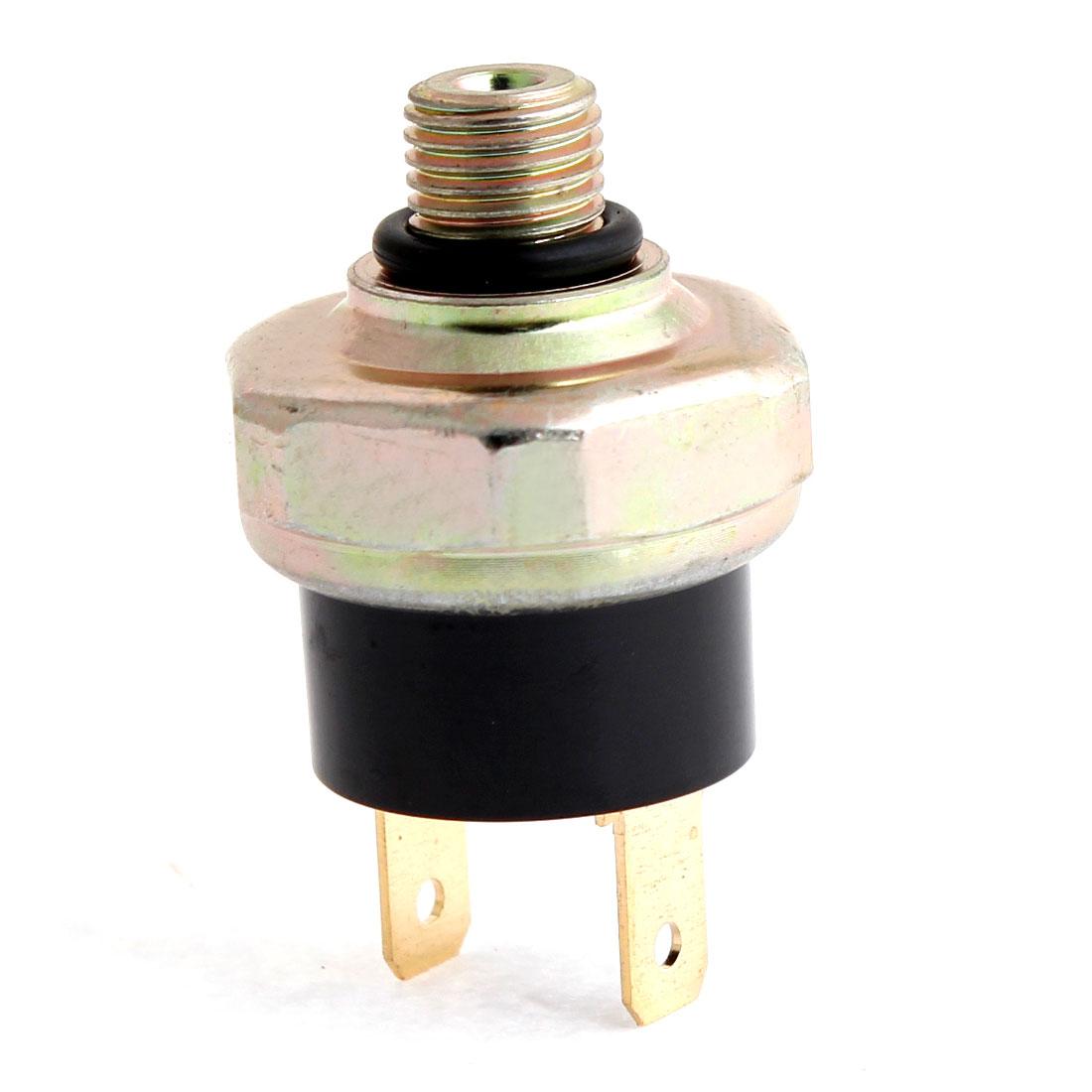 Univercal Car 9mm Dia Thread Air Conditioner Pressure Valve