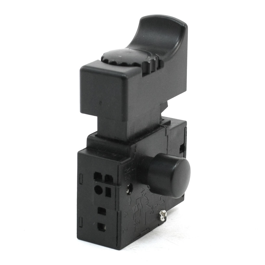 AC 250V 8A Speed Control Momentary Trigger Switch for Electric Drill
