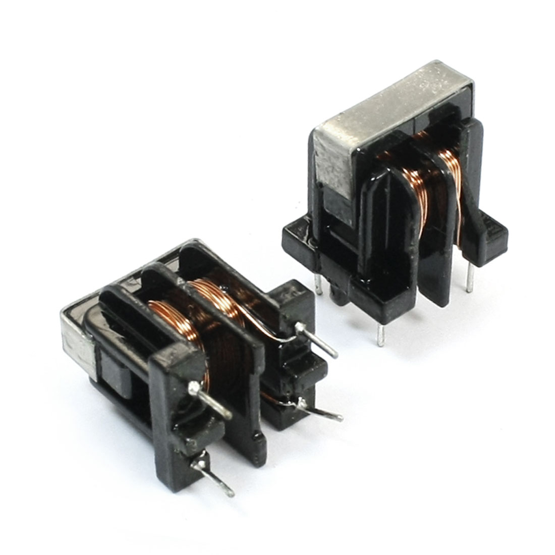 2 Pcs UU10.5 Axial Leads Common Mode Line Filter Inductor