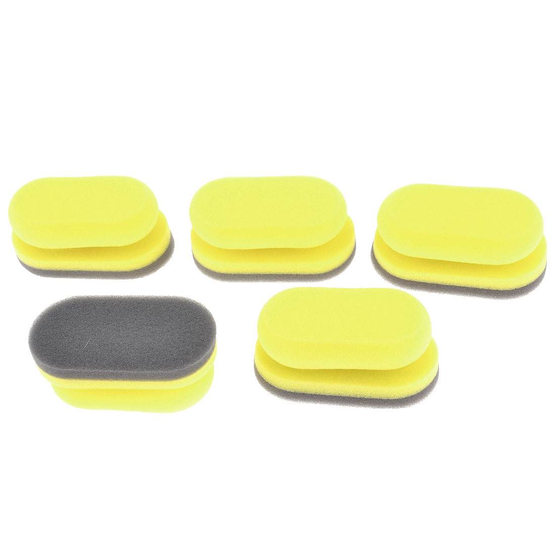 Car Wash Cleaning Pad Soft and Smooth Sponge Cushion for Car Wash (pack of 5)