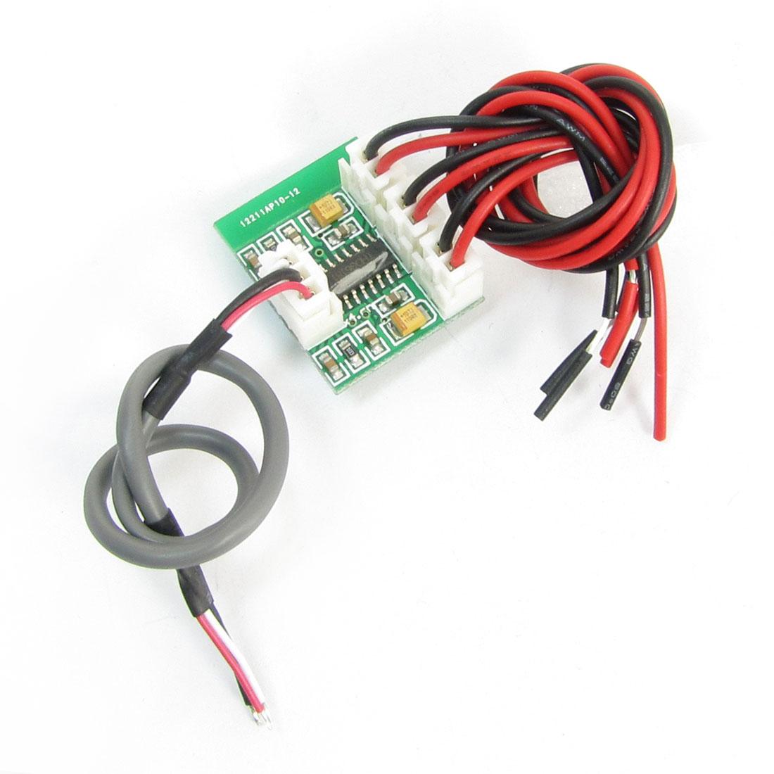Super Mini 3W+3W Dual Track Digital Amplifier Board 3.6-5.5V USB Power