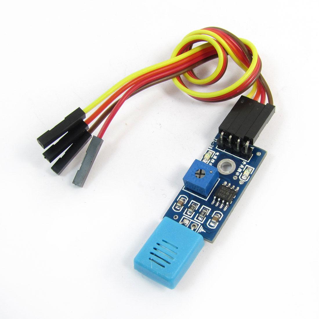 PCB Board Universal Temperature Humidity Sensor Module DC 3.3-5V