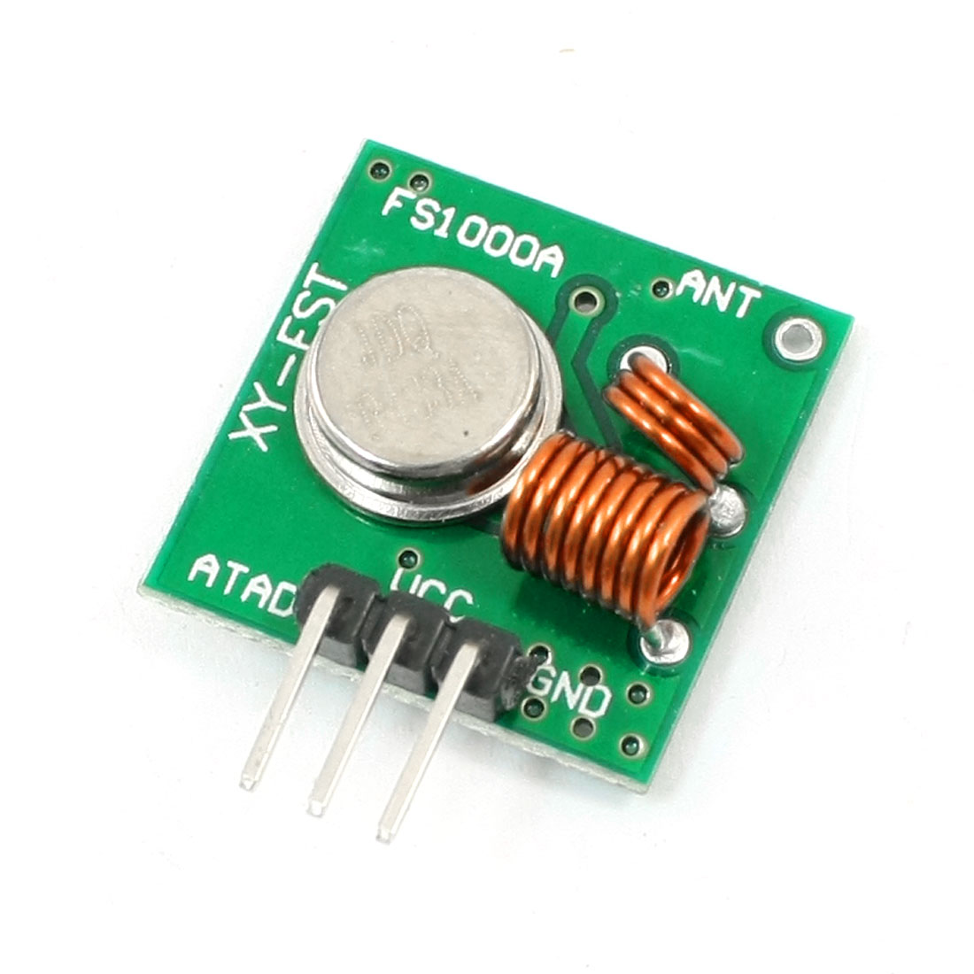 DC3-12V 433.92MHZ Super-Regenerative 16dbm Wireless Transmitter Module