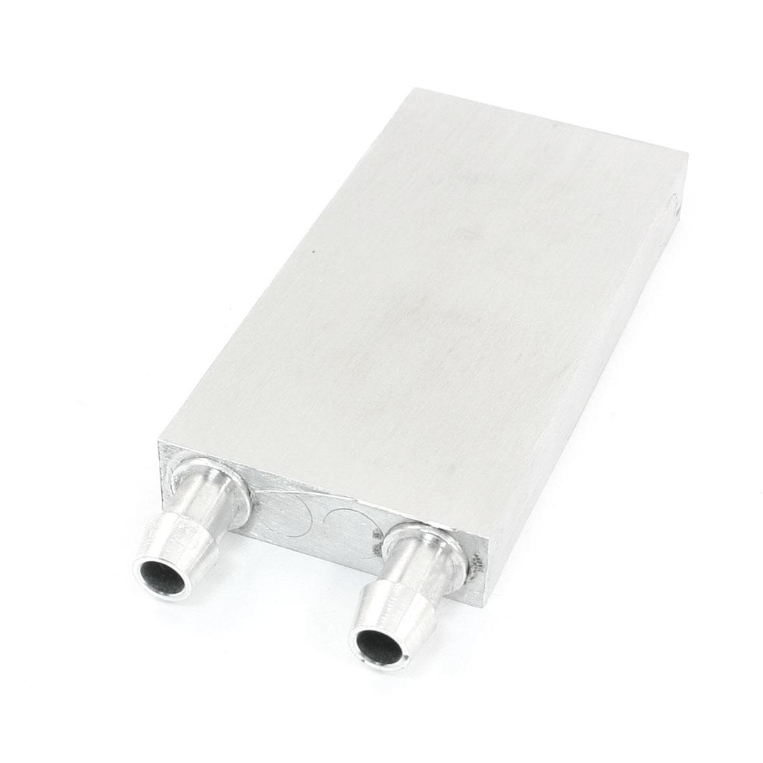 Aluminum Water Liquid Block Thermoelectric Cooling Module Plate