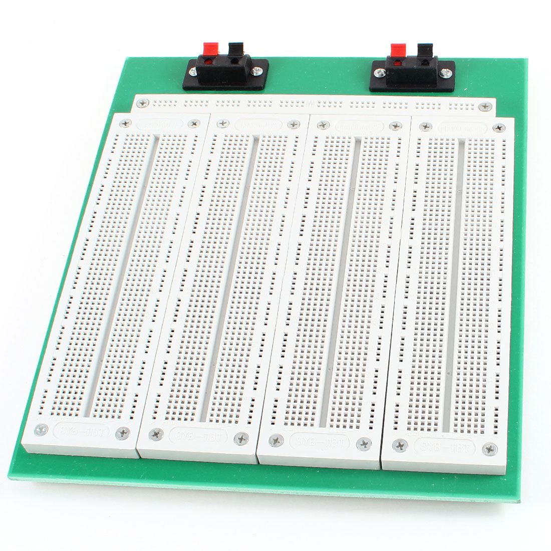 235mm x 200mm x 15mm 472 Tiepoint Electronic Circuit Solderless Breadboard